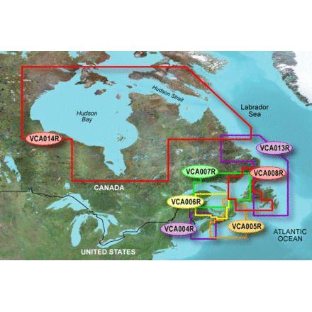 Garmin On The Water GPS Cartography BlueChart g2 Vision ... on garmin marine charts canada, garmin map upload, garmin map updates, delorme canada maps, garmin north america, google canada maps, lowrance canada maps,