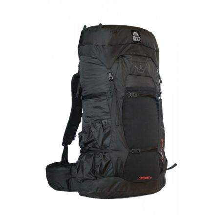 adaa13bf9e Granite Gear Crown2 60L Pack - Men s   Free 2 Day Shipping — CampSaver