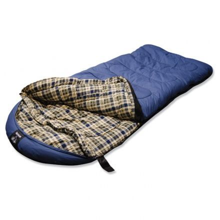 Grizzly Canvas 25 Degree Sleeping Bag Campsaver