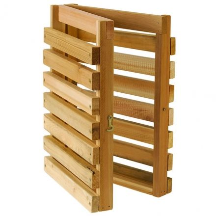 GSI Cedar Shower Deck — CampSaver