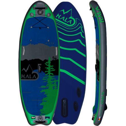 Hala Atcha 86 with Stomp Box - Inflatable SUP Board