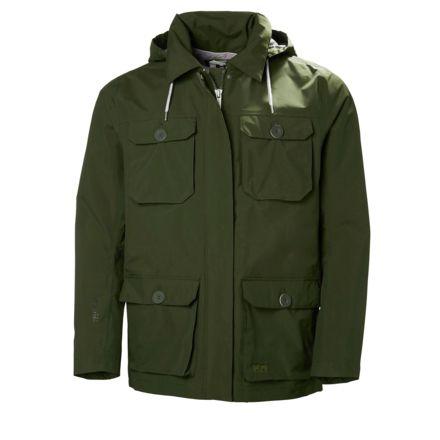 43ddbbb6bd98d Helly Hansen Kobe Field Jacket - Mens, Forest Night, Small, 64036-469