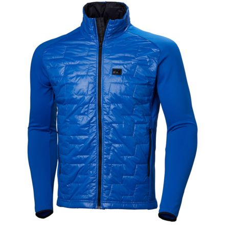 0e7c1a4821554 Helly Hansen Lifaloft Hybrid Insulator Jacket - Mens, Olympian Blue, Small,  65605-