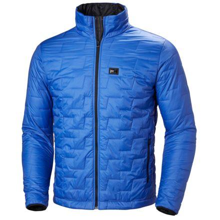 bdd29b2a18430 Helly Hansen Lifaloft Insulator Jacket - Mens, Olympian Blue Matte, Medium,  65603-
