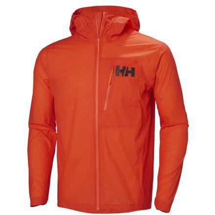 5c8fa6181b04a Helly Hansen Odin Minimalist 2.0 Jacket - Mens, Cherry Tomato, Small, 62837-