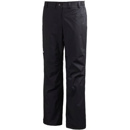 ee1971063c Helly Hansen Packable Pant - Women's-Black-Regular Inseam-Small