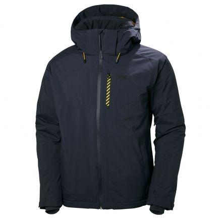 87bbe8c7efae0 Helly Hansen Swift 3 Jacket, Graphite Blue, Large 65522-994-L