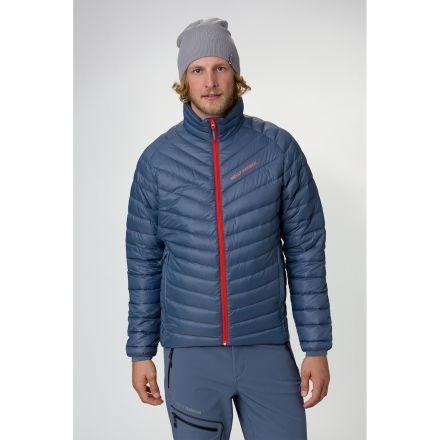 6c697b3fd829 Helly Hansen Verglas Down Insulator Jacket - Mens-Rock — CampSaver