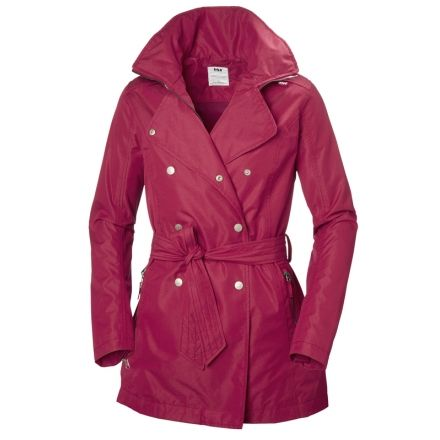comfortable feel closer at enjoy lowest price Helly Hansen Welsey Trench - Womens — CampSaver