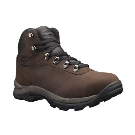 6d3f5638fae165 Hi-Tec Altitude IV WP Hiking Boots - Mens, Dark Chocolate, Wide,