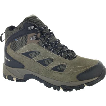 4446a14d7b2b Hi-Tec Mens Logan Waterproof Wide Hiking Boots