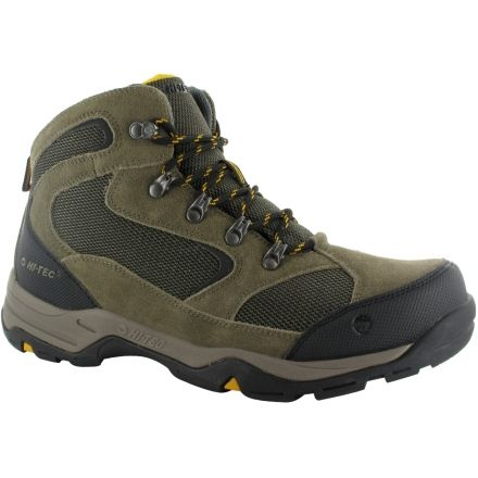 9d1af01a Mojave Hiking Boot - Mens-Brown/Taupe-Medium-9.5