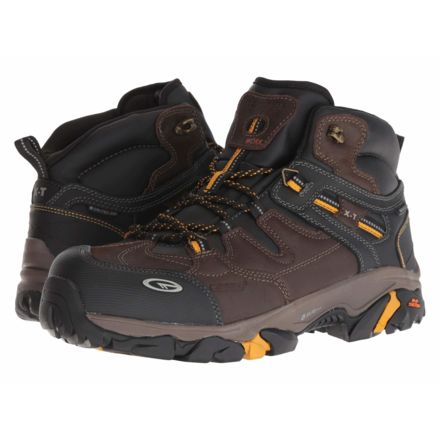 f5bf2c64df1 Hi-Tec X-T Forge Elite Mid Wp360 Ct Wide Hiking Boots - Men's