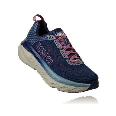 d03a1d77108d Hoka One One Bondi 6 Road Running Shoes - Women s with Free S H ...