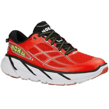 low priced 48e65 687fe Hoka One One Clifton 2 Road Running Shoe - Mens — CampSaver