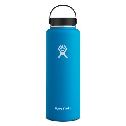 b88c6b6ede Hydro Flask 40 oz Wide Mouth Flask — CampSaver