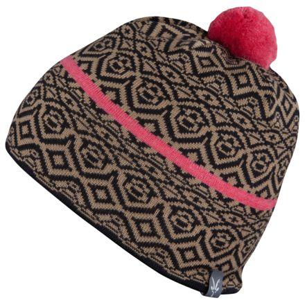 Ibex Mosaic Hat - Women s-Mosaic Winter Cherry ede309d9aee9
