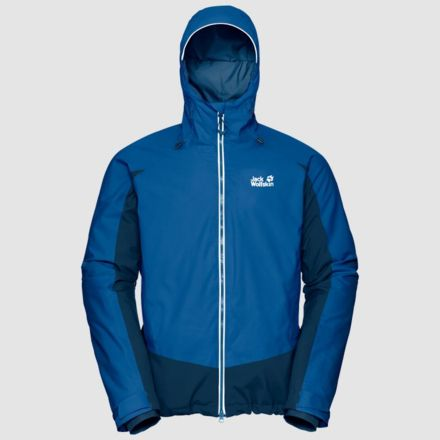 4127f74027d Jack Wolfskin Exolight Base Jacket Men, Electric Blue, Medium  1109751-1062003
