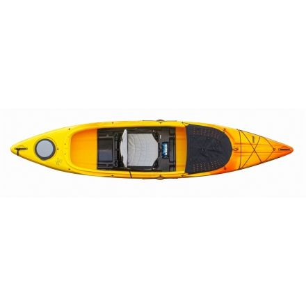Tripper 12 Kayak Black Widow