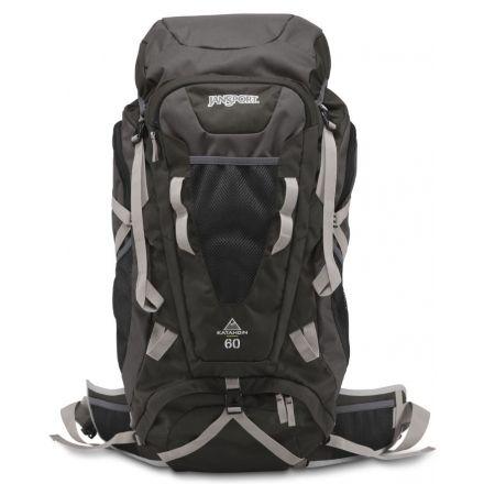 Katahdin 60 Backpack Grey Tar Forge