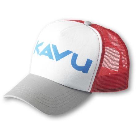 f9f5d0f503959 Kavu KAVU Trucker Hat - Men s-Nautical Blue