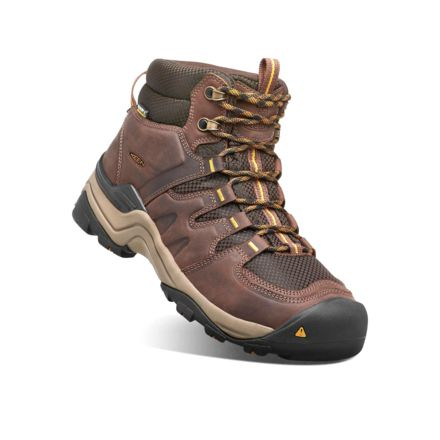 9241335687b KEEN Gypsum Ii Mid Waterproof Hiking Boots - Mens