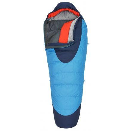 Kelty Cosmic 20 Down Sleeping Bag 600 Dridown Pattern Paradise Blue