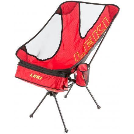 Leki Chiller Folding Chair Red