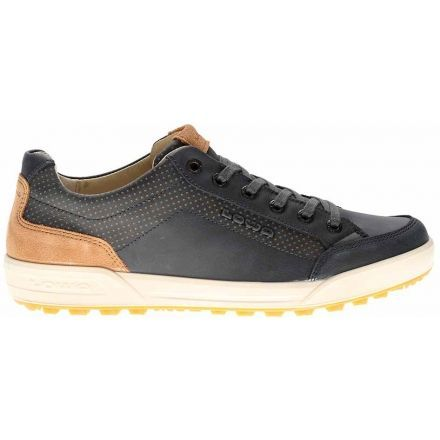 Mens Casual Shoes Lowa Bandon Mens Taupe Mustard Sneakers Casual Shoes Under Discount
