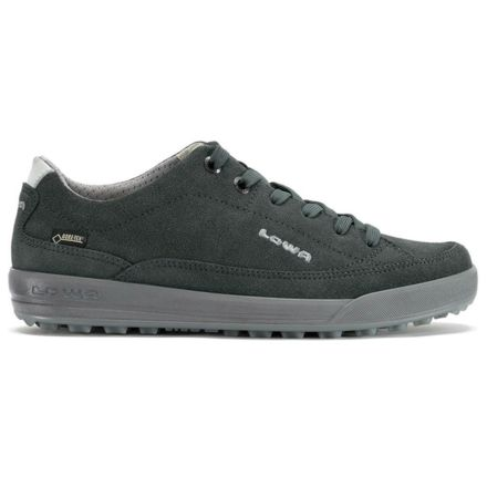 69df272b82 Lowa Palermo GTX Casual Shoe - Women s-Anthracite-Medium-10