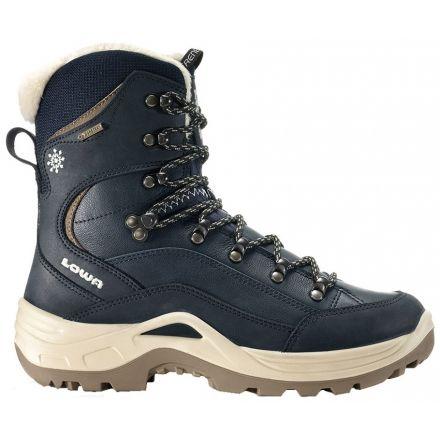 Lowa Renegade Ice GTX Winter Boot - Women s-Navy-Medium-11 3ab327cebca8