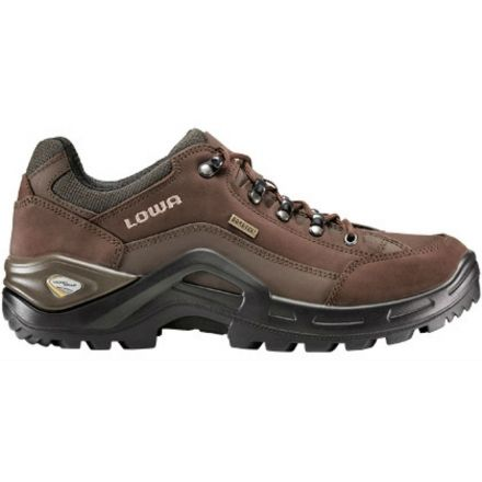 Shoes Outlet - Lowa Renegade Gore-Tex Lo Espresso Mens Outdoor Shoes
