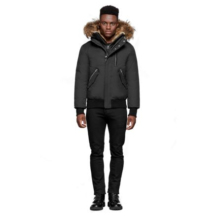 607e89a02 Mackage Dixon Hip Length Winter Down Parka With Fur - Mens