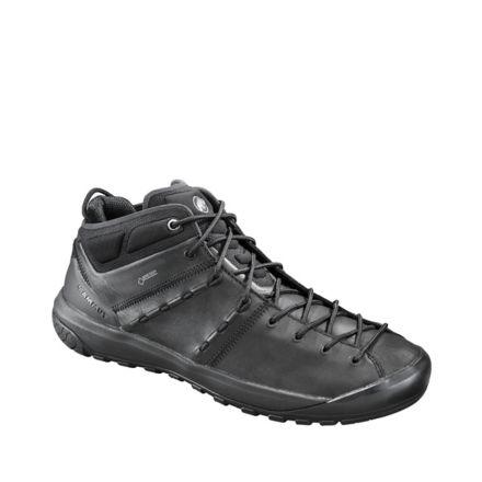 72dfdf411ce043 Mammut Hueco Advanced Mid GTX Approach Shoes - Womens