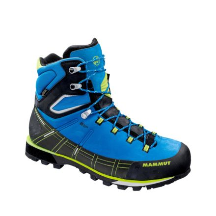 5217d64386c321 Mammut Kento High GTX Mountaineering Boot - Mens, Imperial-Sprout, US 9.5,