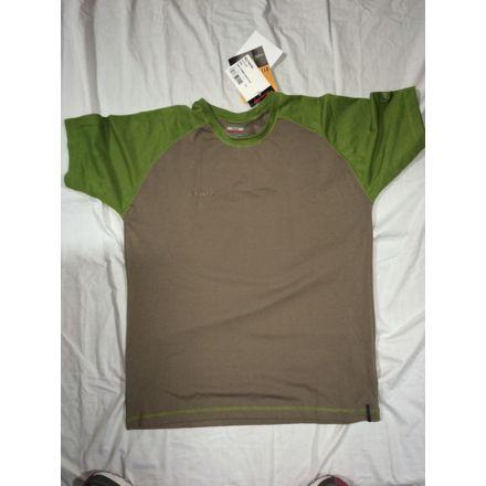 authentic quality good service classic fit Mammut Mica T-Shirt Men - Java/Fir needle - Large — CampSaver