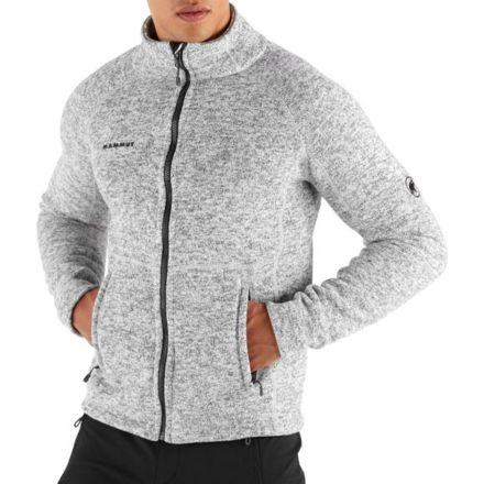 online retailer db864 f90b2 Mammut Neierprum Jacket Fleece Jacket - Men's — CampSaver