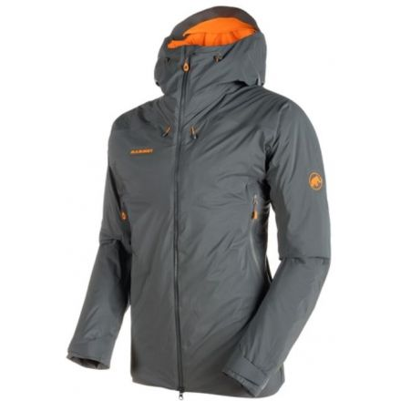 the latest daadc de9fc Mammut Nordwand Thermo Hooded Hardshell Jacket - Men's ...
