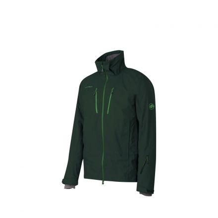 buy cheap sale another chance Mammut Stoney HS Jacket-Men's-Large-Forest — CampSaver