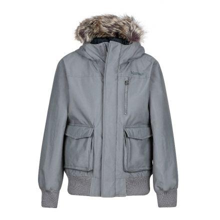 980f2905d Marmot Stonehaven Jacket - Boy s 74550-1415-Cinder-S