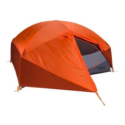 Marmot Limelight 3 Tent - 3 Person 3 Season-Cinder/Rusted Orange  sc 1 st  C&Saver.com & Marmot Limelight 3 Tent - 3 Person 3 Season 27940-1937-ONE u0026 Free ...
