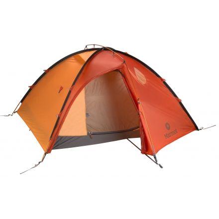 Marmot Nusku 3 Tent - 3 Person 4 Season -Terra Cotta  sc 1 st  C&Saver.com & Marmot Nusku 3 Tent - 3 Person 4 Season u2014 CampSaver