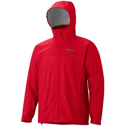 Marmot Precip Jacket Clearance - Men s--Team Red — CampSaver 3d8131e58c4d