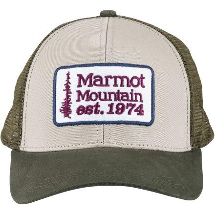 Marmot Retro Trucker Hat - Mens 164107285ONE 08216bf888d