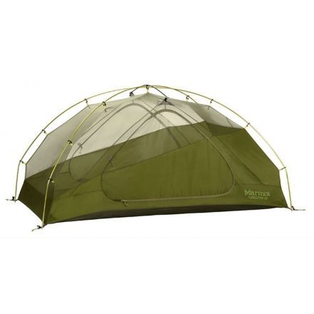 Tungsten 2P Tent-Green Shadow/Moss  sc 1 st  C&Saver.com & Marmot Tungsten 2P Tent - 2 Person 3 Season with Free Su0026H u2014 CampSaver