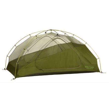 Tungsten 2P Tent-Green Shadow/Moss  sc 1 st  C&Saver.com & Marmot Tungsten 2P Tent - 2 Person 3 Season with Free Su0026H u2014 CampSaver