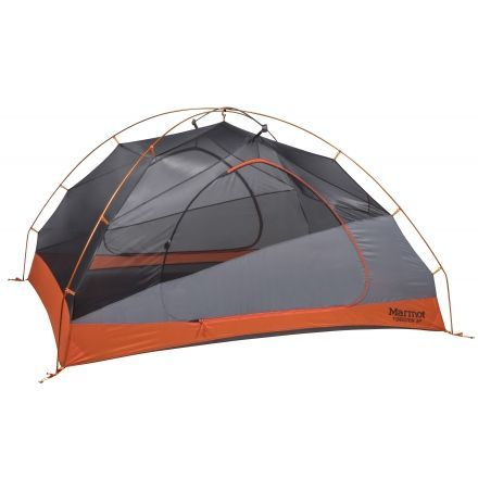 Marmot Tungsten 3P Tent - 3 Person 3 Season-Blaze/Steel  sc 1 st  C&Saver.com & Marmot Tungsten 3P Tent - 3 Person 3 Season Up to 15% Off with ...