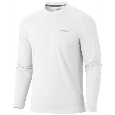Windridge Long Sleeve - Mens-White-Small