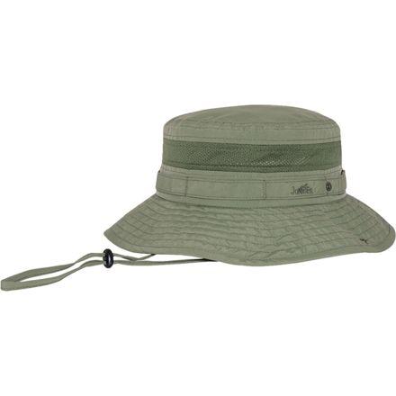 Mega Cap Jungle Boonie Hat With Snap Brim — CampSaver 57f5a89189f