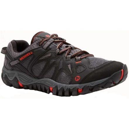 f40fdb6ccd9c64 Merrell All Out Blaze Aero Sport Watersport Shoe - Men s-Black Red-Medium